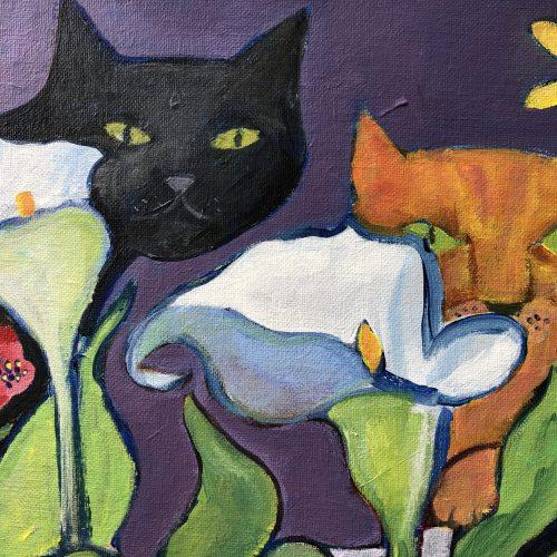 Artist Katrin Eagle